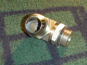 C 16226, leach C 16226, leach elbow, leach garbage truck parts