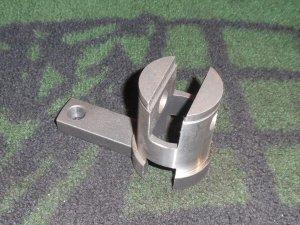 C 17916, Leach C 17916, leach garbage truck parts, leach rotary lever