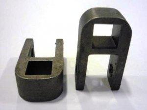 C 19277, leach C 19277, leach garbage truck parts, leach arm fork bottom, leach bridge assembly
