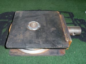 C-2316W, galbreath C-2316W, galbreath sheave block assembly, galbreath garbage truck parts