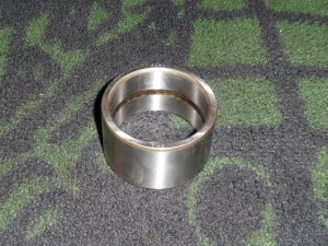 C-B17-0006, curotto can C-B17-0006, curotto can garbage truck parts, curotto can arm pivot bearing race