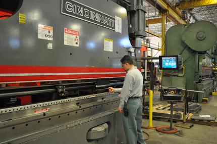 industrial brake press, industrial contract manufacturing, industrial brake press
