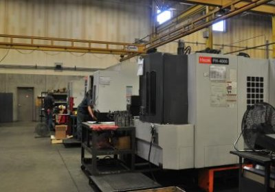 horizontal machine center, coleman tool, industrial contract machining