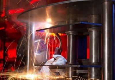 contract welding, industrial contract welding, industrial contract fabrication