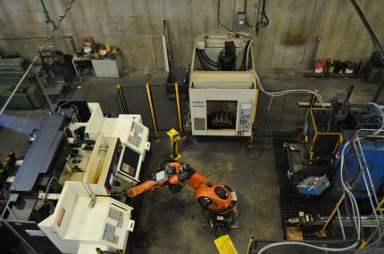 miscellaneous fabrication equipment, industrial contract manufacturing, industrial contract machining