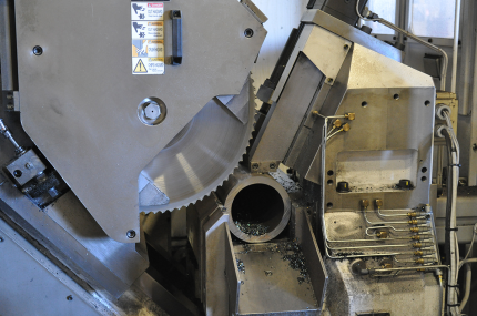 industrial contract manufacturing, contract sawing, industrial manufacturing
