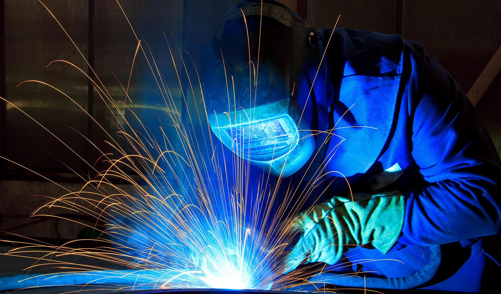 industrial contract welding, contract welding, coleman tool